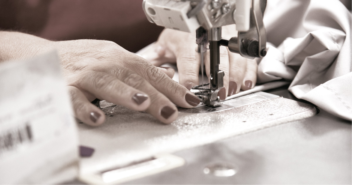 En Vianney nacimos por el talento de unas manos femeninas